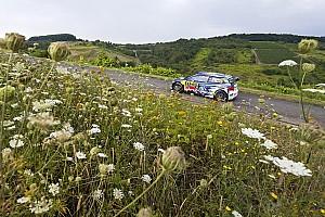 WRC フリー走行レポート ラリードイツのシェイクダウン、ワーゲン勢が上位を占める