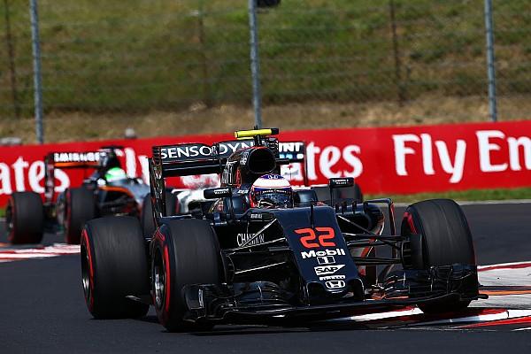 Formule 1 Actualités Après 17 ans en F1, Button garde la compétition comme moteur