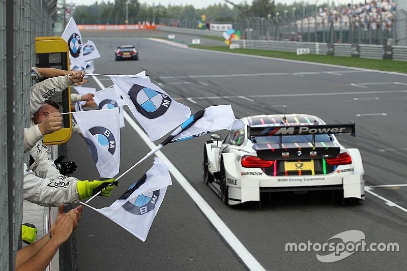 Video: Die Höhepunkte der DTM-Rennen in Moskau