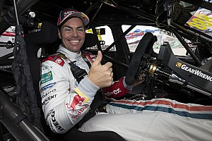 Supercars News 600 Supercars-Rennen: Craig Lowndes vor Rekordjubiläum