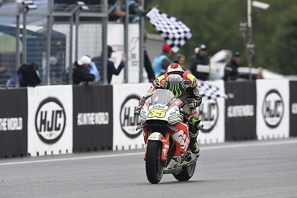 MotoGP Contenu spécial Chronique Mamola - Ce bon vieux Crutchlow