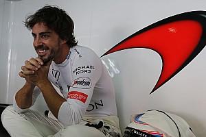 Формула 1 Новость Алонсо назвал McLaren лучшей командой в своей карьере