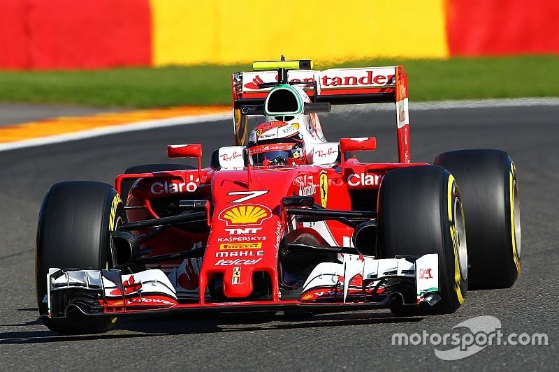 F1ベルギーGP FP3:ライコネンが最速で予選へ。メルセデスの実力と思惑は?