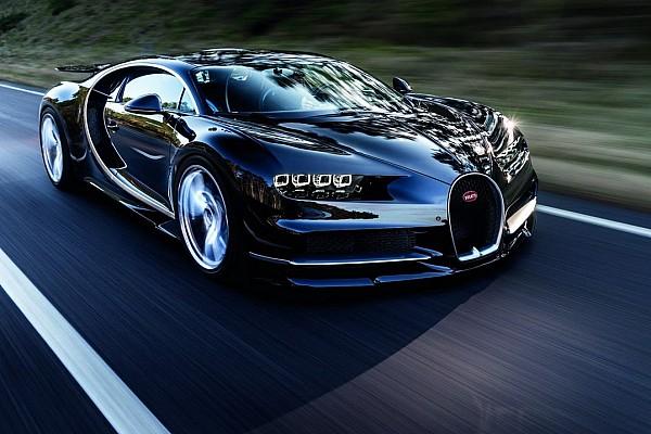 Auto Actualités Une Bugatti Chiron hybride encore plus puissante?