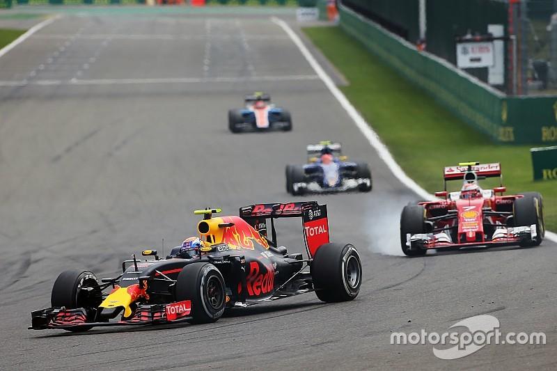 Verstappen: Räikkönens Beschwerden sind