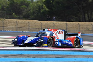 ELMS Reporte de la carrera Julián Leal consiguió podio en Francia en la ELMS