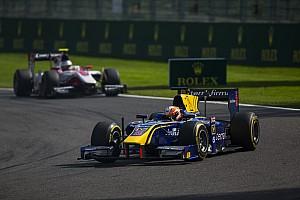 GP2 Noticias de última hora Siete pilotos de GP2 fueron sancionados por uso incorrecto del DRS