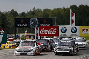 NASCAR Truck Preview Timetable of the 2016 Chevrolet Silverado 250 at Canadian Tire Motorsport Park