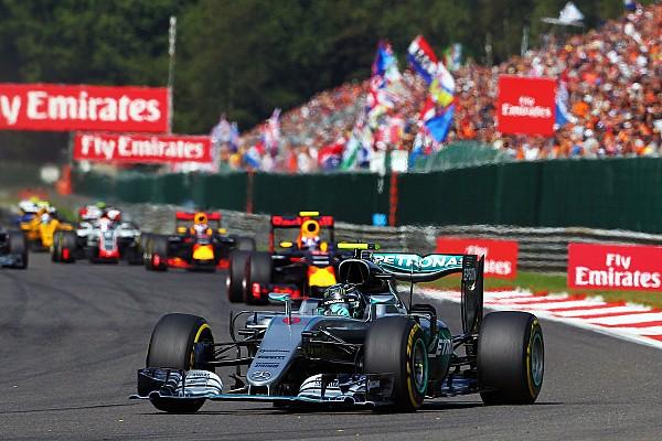 فورمولا 1 أخبار عاجلة مرسيدس: سباق سبا-فرانكورشان لم يكن