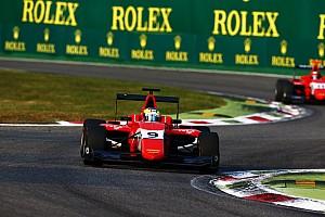 GP3 Reporte de la carrera Dennis se estrena en una carrera llena de acción en Monza