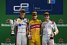 GP2 GP2 Monza: Giovinazzi und Nato siegen, Gasly verteidigt Führung