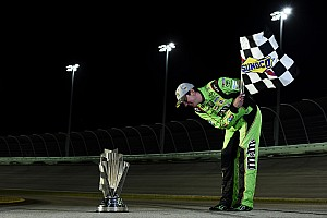NASCAR Sprint Cup Interview Kyle Busch
