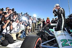 IndyCar Relato de classificação Pagenaud é pole em Sonoma; Castroneves é 2º e Kanaan 13º