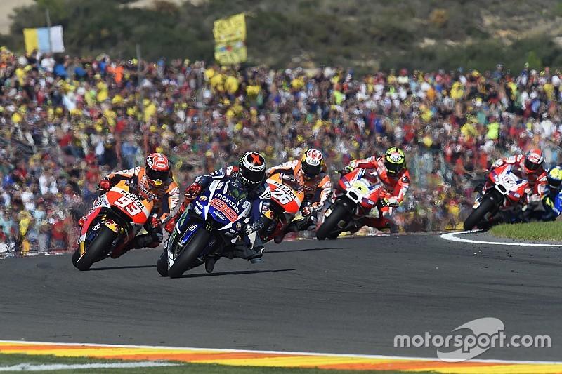バレンシア、2021年までのレース開催決定