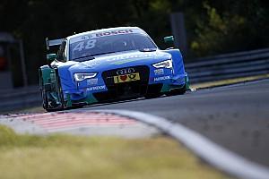 DTM Qualifiche Le Audi dettano legge e Mortara centra la pole per Gara 1