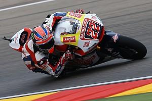 Moto2 Reporte de la carrera Lowes gana, Márquez sube al podio y Rins a un punto del líder