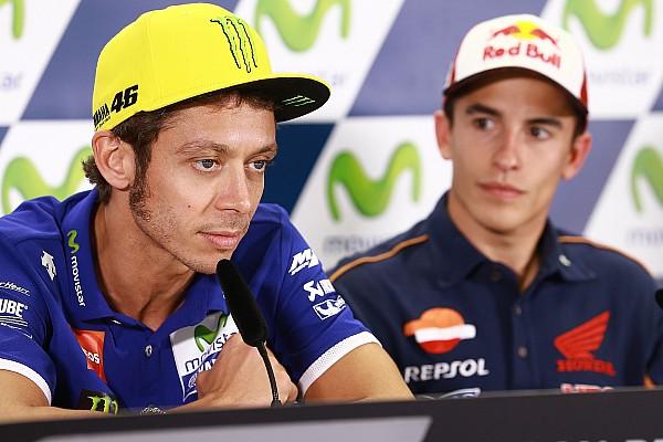 MotoGP Commento La colonna di Mamola: Valentino dovrebbe rivedere le sue maniere