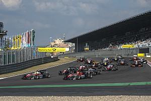 EK Formule 3 Nieuws Europees kampioenschap F3 stelt leeftijdsgrens