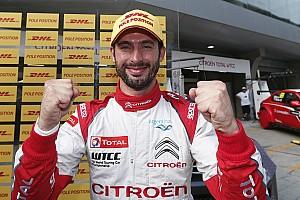 WTCC Noticias de última hora López campeón tras cancelación de carrera en Tailandia
