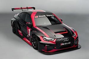TCR Важливі новини Audi входить в TCR з моделлю RS 3 LMS