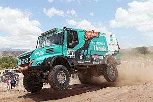 Dakar Nieuws Team De Rooy met vier trucks naar Dakar Rally 2017