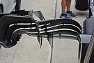 技术短文:威廉姆斯FW38赛车前翼锯齿状设计