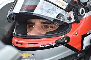 IndyCar Noticias de última hora Montoya no tiene prisa por definir su futuro