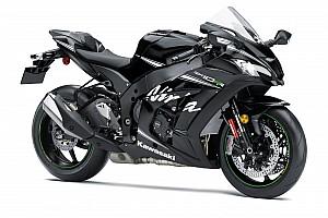 WSBK Noticias de última hora Kawasaki presentó una edición limitada de su moto en el WSBK