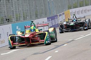 Formula E Reporte de prácticas Di Grassi lidera la primera práctica de la Fórmula E