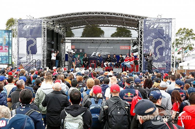 Analyse: Wie aus einem Formel-1-Grand-Prix ein Festival wird