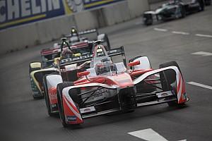 """Formula E Noticias de última hora Rosenqvist: """"La Fórmula E es la categoría más dura para un recién llegado"""""""
