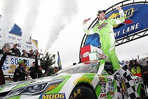 NASCAR XFINITY Comentario Buen momento para Daniel Suárez en su lucha por el campeonato de NASCAR