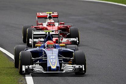 F1 Blue flag, te odio