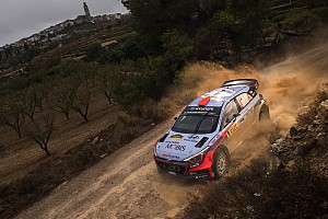 WRC Yarış ayak raporu Katalonya WRC: Sordo'nun liderliği sürüyor, Ogier yaklaşıyor