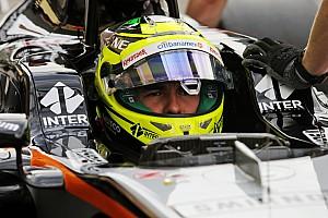 Формула 1 Комментарий Перес хочет в напарники