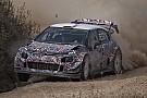 Scoperti in Spagna i segreti della Citroen C3 WRC Plus 2017