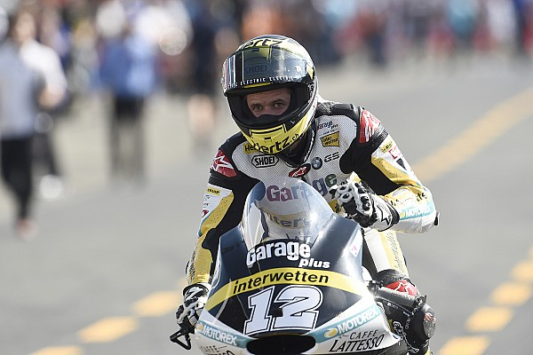 Moto2 Reporte de calificación Luthi se lleva la pole en una accidentada QP de Moto2