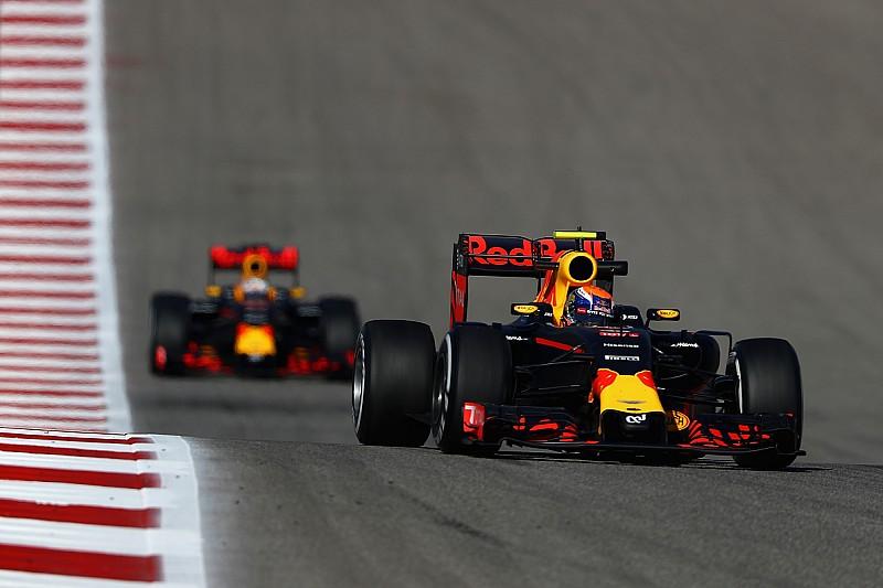 Formel 1 in Austin: Red-Bull-Doppelspitze im 3. Training