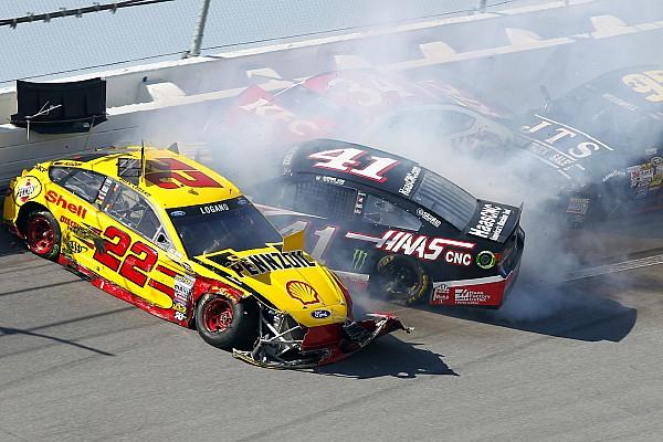 NASCAR Sprint Cup Logano on unpredictable Talladega: