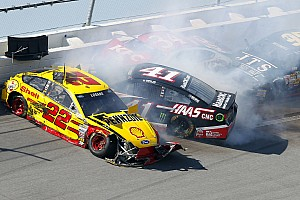 NASCAR Sprint Cup Preview Logano on unpredictable Talladega: