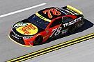 Nach Kontroverse: Martin Truex Jr. holt Pole-Position in Talladega