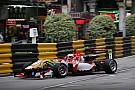Ф3 Да Кошта стартует в Гран При Макао за Carlin