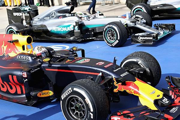 Формула 1 Комментарий В Mercedes не могут оценить шансы на борьбу с Red Bull в Мексике