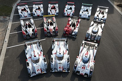 WEC Four rings of wonder: The end of the Audi era