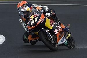 Moto3 Qualifiche Brad Binder soffia la pole di Sepang a Navarro dopo il diluvio