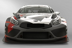 TCR News Bildergalerie: Der neue Tourenwagen Kia cee`d TCR