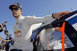WRC Самое интересное Ожье на распутье: чем займется безработный чемпион мира?