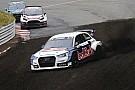 Rallycross-WM Mattias Ekström benötigt Audis Unterstützung in der Rallycross-WM