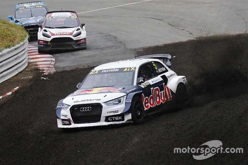Mattias Ekström benötigt Audis Unterstützung in der Rallycross-WM