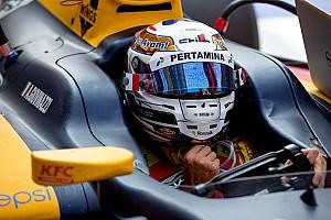 GP2 Новость Джовинацци будет думать о будущем только после завершения сезона GP2